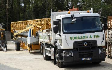 Camion Renault Trucks 19 t 430 ch